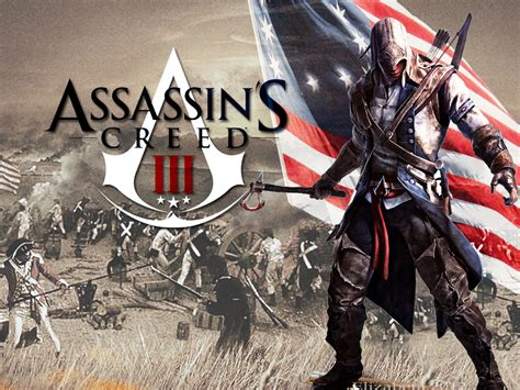 Assassins Creed Iii Hd Wallpapers ~ Review Kinect And