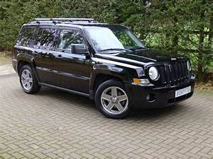 Spanish Registered Jeep Patriot 2 0 Crd Limited Left Hand