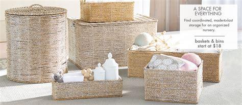 Baby Nursery Storage & Nursery Storage Solutions