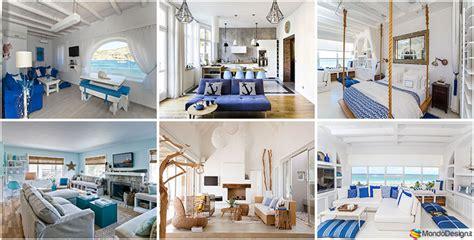 arredare casa mare idee per arredare casa al mare 40 foto di interni in