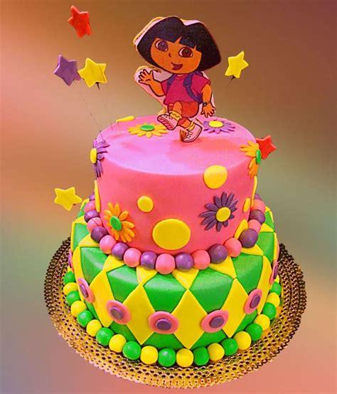 dora birthday cake ideas  pinterest dora