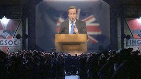 Back To 1984 As Uk Politicians Erase History From The Internet