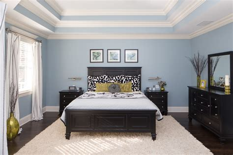 Tray Ceiling Master Bedroom by Master Bedroom With Triple Tray Ceiling Traditional