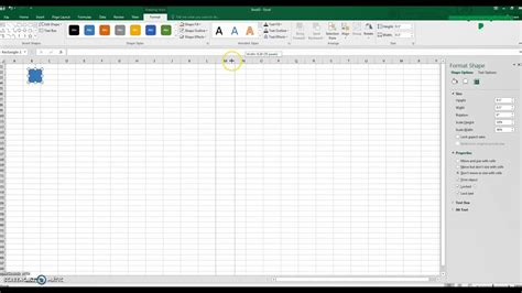 create graph paper  excel youtube