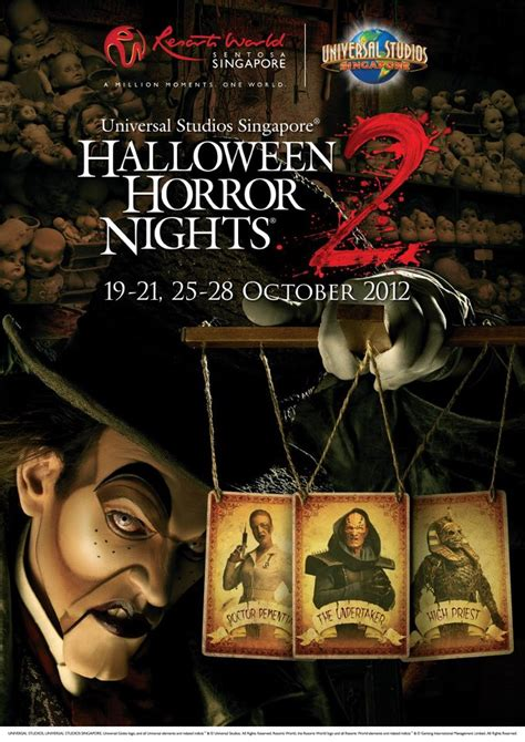 Halloween Horror Nights Express Passtm by Halloween Horror Nights 2 Returns To Universal Studios