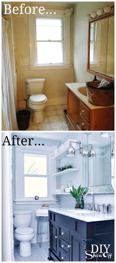 bathroom    diy show  diy