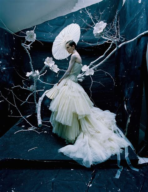 The Creative Revue Tim Walker For Vogue June