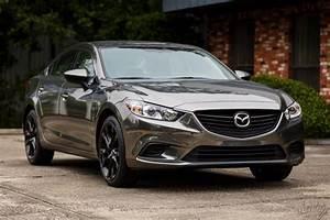 Mazda 6 Black Chrome Wrapping