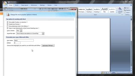 disable smart quotes in microsoft word 2007 youtube