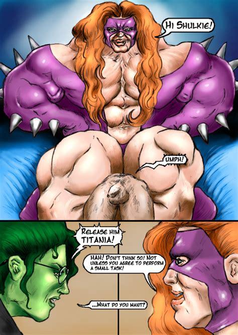 She Hulk 02 By Vilecorp Hentai Foundry