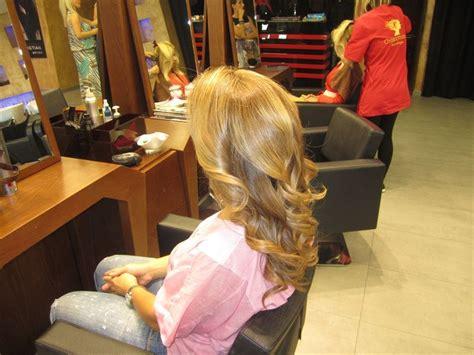 Beautiful Hair Colour Created With Wella Illumina Roots