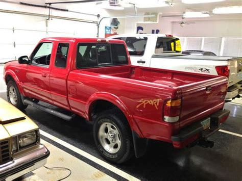 ford ranger xlt sport supercab buy used 1999 ford ranger xlt supercab 4x4 3 0l v6 automatic a c with sport package in