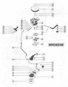 Mercruiser 888  2 Barrel   Ford 302 V