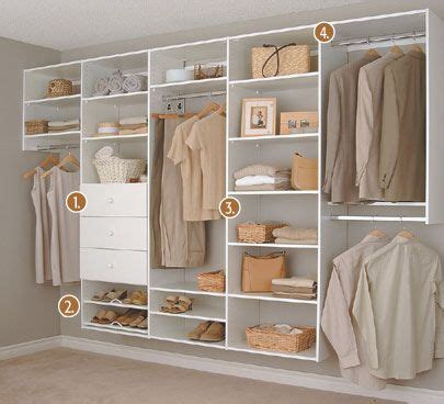 Open Closet Organization Ideas by Wall To Wall Closet Systems 17 Best Images About Closets