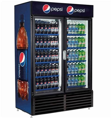 Woman blames Pepsi for cooler shelf collapse | West ...