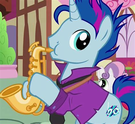 mlp pony little wiki unicorn ponies list cutie note wikia fandom magic friendship saxophone marks derpibooru bluenote