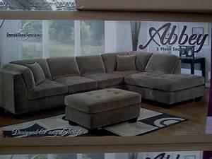 Costco modular sofa bainbridge 7 pc modular fabric for Hayden 8 piece sectional sofa