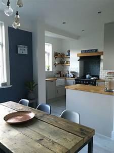 Best 25 Cottage Open Plan Kitchens Ideas On Pinterest