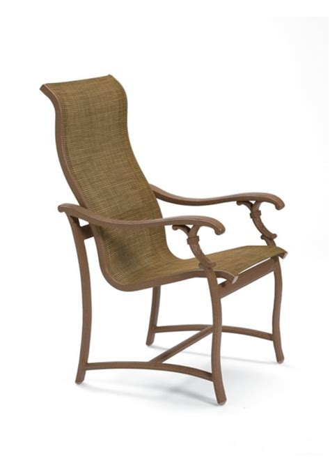 ravello sling high back dining chair replacement parts