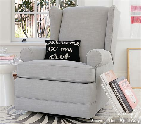 pottery barn nursery chair non toxic gliders and rocking chairs for your nursery