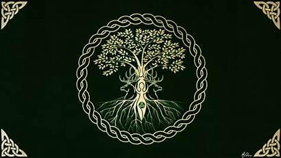 Pentagram Background Paganism Getwallpapers