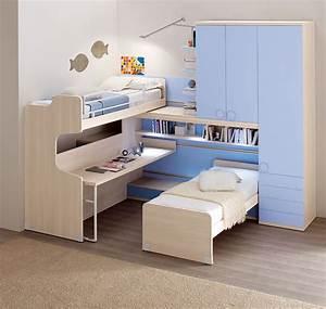 Meuble Pour Chambre : meubles chambres enfants maison design ~ Teatrodelosmanantiales.com Idées de Décoration
