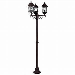 Lampadaire D Extérieur : lampadaires de jardin eglo achat vente de lampadaires ~ Teatrodelosmanantiales.com Idées de Décoration