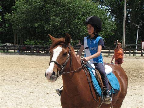 riding horse wear lessons columbia lesson horseback center english camp horses go teacher