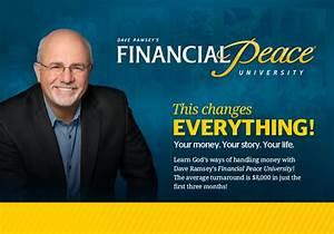 Small Church Financial Statement Template Financial Peace University Resurrection Lutheran Church