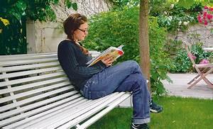 Fabriquer Un Banc De Jardin Original : diy construire un banc en contreplaqu pour le jardin ~ Melissatoandfro.com Idées de Décoration