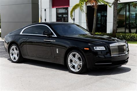 Make your searches 10x faster and better. Used 2015 Rolls-Royce Wraith For Sale ($162,900) | Marino ...