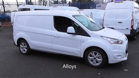 ford transit connect l2 ford transit connect v408 210 l2 1 6 115ps limited u13649