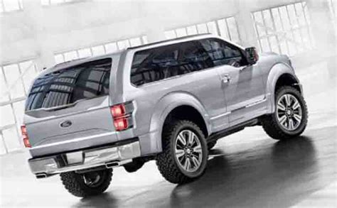 How Much Is The 2018 Ford Bronco