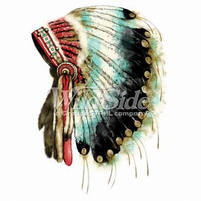Clipart Headdress Indian Transparent Wild Webstockreview Kokopellis