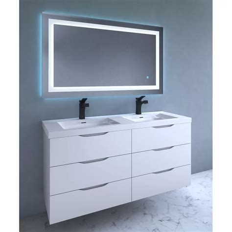 Check out these 12 diy vanity mirrors perfect for your bathroom. Liveva Bathroom/Vanity Mirror Recessed Framed Medicine ...