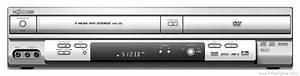 Funai Dbvr-7730d - Manual - Dvd Player  Vhs Recorder