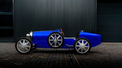 The base will start at $36,600, and will arrive in french racing blue with a black leather interior. Bugatti Baby II Still Has Few Build Slots, Time to Begin Crying 'I Want One' - autoevolution