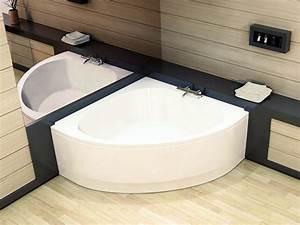 Baignoire Angle Douche : baignoire d 39 angle jacob delafon l espace aubade salle de bain pinterest baignoire ~ Voncanada.com Idées de Décoration