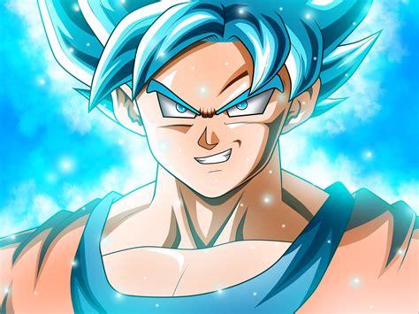 son goku dragon ball super  poster preview