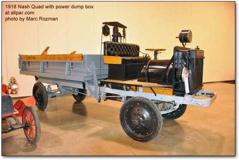 first jeep ever made the jefferys quad and nash quad 4x4 ancestor to the