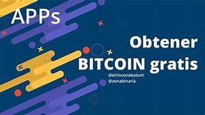 como obtener bitcoin