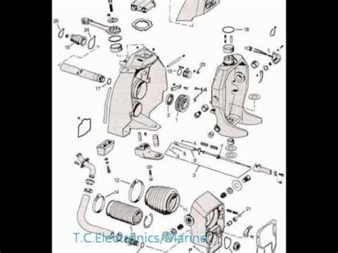 Omc Cobra Parts Drawings Youtube