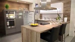 L Küche Modern : moderne k che mit hochglanzfront youtube ~ Markanthonyermac.com Haus und Dekorationen