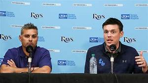 Rays Kevin Cash, Erik Neander win awards in Sporting News ...