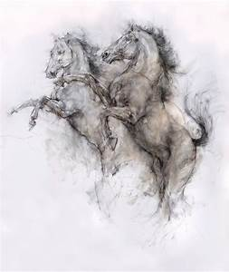 New Equine Paintings Dublin Horse Show