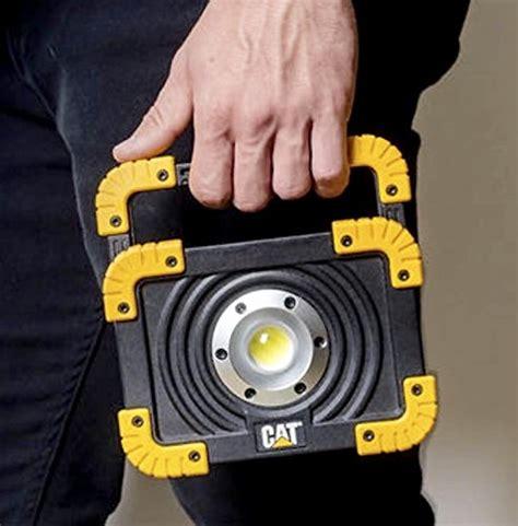 cat work light cat 324122 rechargeable led work light ebay