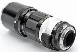 The Nikon Nikkor  4 5 Non