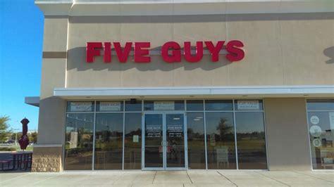 Five Guys Burgers and Fries Broken Arrow | Broken Arrow ...