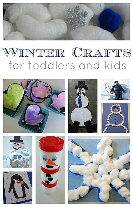 winter craft for preschoolers easy winter crafts and activities 509