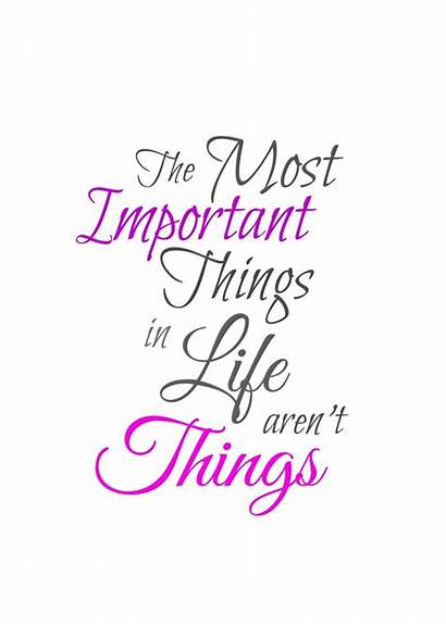 Important Things Printable Quotes Aren Printable3 Im